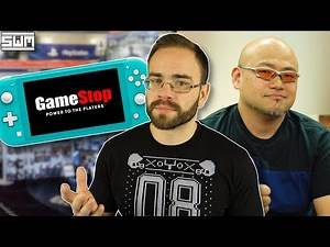 Mystery Switch Game SKUs Appear In GameStop's System And Kamiya's Switch Problem | News Wave
