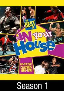 WWE The Best of WWE In Your House: Shawn Michaels Vs. Mankind