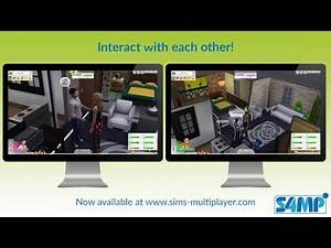 Sims 4 Multiplayer Mod Introduction [EARLY ACCESS AVAILABLE NOW!]