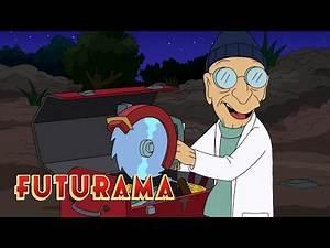 FUTURAMA | Season 10, Episode 1: Old Junk | SYFY