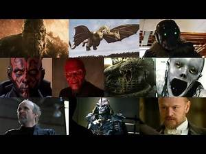 Defeats of My Favorite Movie Villains Part 5