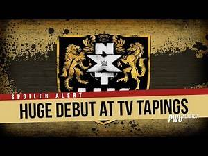 SPOILER ALERT: Huge Debut Takes Place At NXT UK Tapings
