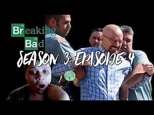 """Breaking Bad S3 E4 """"Green Light"""" - REACTION!!!"""