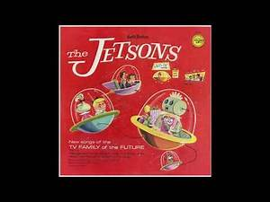 The Jetsons - Side 1 (Golden Records)