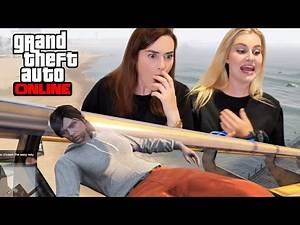 GTA 5 Online Funny Moments