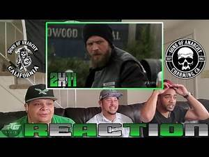 """SONS OF ANARCHY SEASON 2 EPISODE 11 REACTION """"SERVICE"""""""