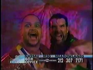 Savio Vega & Razor Ramon Promo [1995-05-28]