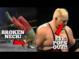 10 Most PAINFUL Wrestling Injuries Ever!