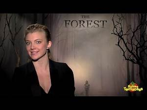 The Forest Interview: Natalie Dormer and Taylor Kinney On Haunted Places