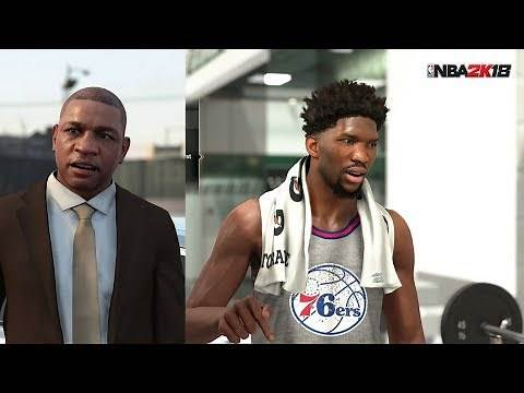 NBA 2K18 MyGm MyLeague Details! Narrative/Story Mode