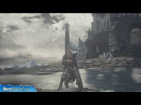 Dark Souls 3 - All Boss Weapons Showcase (Move Sets and Weapon Arts)