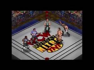 Fire Pro Wrestling Returns - Dudley Boyz vs. Scott Hall and Syxx   PS3/PS2 Gameplay