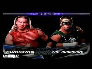 WWE Wrestlemania X8 - Path of Champions Playthrough WWE Light Heavyweight Championship (Christian)