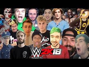 YOUTUBER | Royal Rumble WWE 2K18
