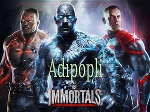 WWE Immortals Kane, Paige and Sheamus vs Daniel Bryan, Roman Reigns and Randy Orton (Android)