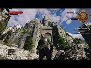 Witcher 3 , ' Get the Wolven Swords , Quick Start to level 100
