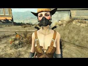 Fallout 4 - X-Raider CBBE Outfit