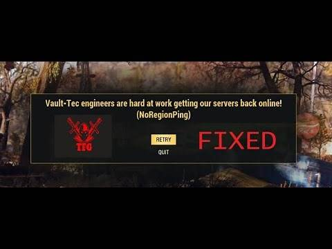 I Fixed FALLOUT 76 (No Region Ping 1:5:1) PC Game Pass Ultimate #Fallout76