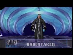 HDMI N64: WWF No Mercy - Big Show vs The Undertaker (Hardcore)