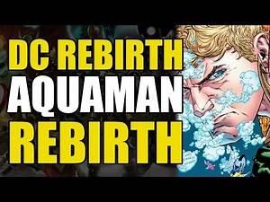 DC Rebirth: Aquaman Rebirth #1