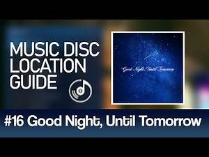 Final Fantasy VII Remake Music Disc 16 Good Night, Until Tomorrow Location Guide