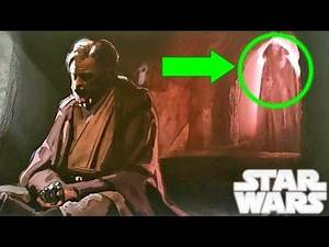 Was Palpatine's Ghost Supposed To Be In The Last Jedi In DELETED SCENE - Star Wars Explained