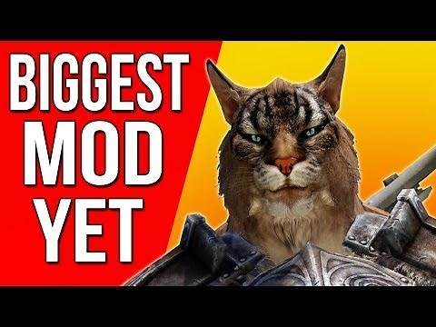 Skyrim: Forgotten Seasons - New DLC Sized Location Quest Mod for Creation Club!