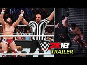 WWE 2K19 NEW Daniel Bryan 2K Showcase Gameplay Trailer! ft. Special Guest Referee Match & More!!
