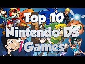 My Top 10 Nintendo DS Games