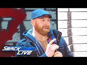 Sami Zayn has a message for the WWE Universe: SmackDown LIVE, April 9, 2019