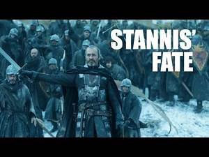 STANNIS BARATHEON'S FATE: The Battle of Winterfell