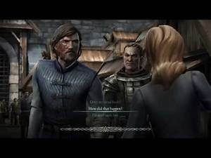 Game of Thrones (Telltale) - Rodrik Forrester - Standing Up To Gryff