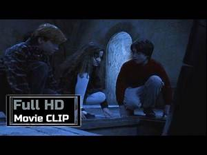 Harry Potter and the Philosopher's Stone (2001) - Movie CLIP #50 : Fluffy Wakes Up