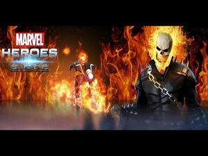 [PC] MARVEL Heroes - Ghost Rider