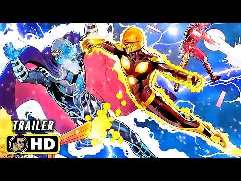 GUARDIANS OF THE GALAXY (2020) Issue #1 Comic Book Trailer [HD] Marvel