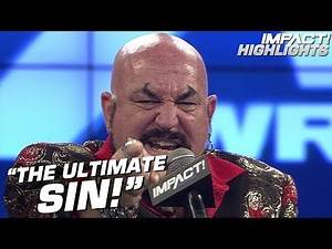 Father James Mitchell Calls Out Rosemary! | IMPACT! Highlights June 14, 2019
