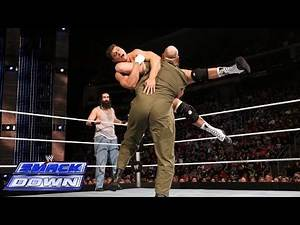 Cody Rhodes & Goldust vs. Luke Harper & Erick Rowan: SmackDown, April 25, 2014