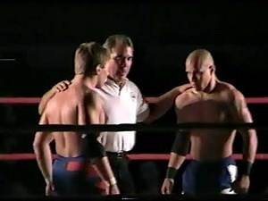 Daniel Bryan vs. Low Ki (Special Guest Referee: Ricky Steamboat) - ECWA 7/21/2001
