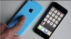 Why The iPhone 5c and 5s Suck