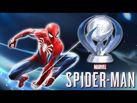 Spider-Man - Platinum Journey