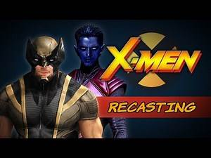 Recasting the X-Men for the MCU - Part 2 - The All New Giant-Size Team