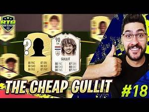 FIFA 20 THE CHEAP GULLIT - MOST OP AFFORDABLE MIDFIELDER YOU MUST BUY in ULTIMATE TEAM !!!
