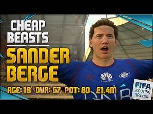 FIFA 17 CHEAP BEASTS: SANDER BERGE - BEST CHEAP HIGH POTENTIAL PLAYERS