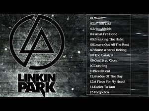 Linkin Park Greatest Hits Full Album Cover 2017_The Best Songs Of Linkin Park