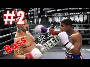 Real Boxing 2 CREED: Part-2 North America Level 6-10 Plus Boss Battle [Grizzly] Gameplay iOS/Android