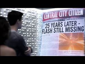 The Flash 6x2 Barry Wants To Time Travel After Crisis On Infinite Earths