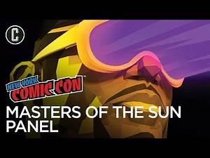 Masters of the Sun Panel - NYCC 2017