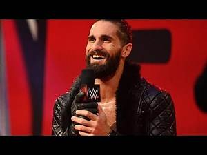 Seth Rollins talked about Becky Lynch by her side
