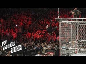 11 JAW DROPPING Moments In WWE Extreme Rules PPV 2009 - 2019 (Footage)