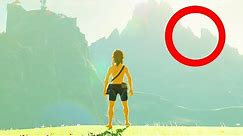 Breath of the Wild but there's nothing different, I promise